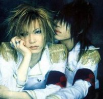 une photo d'uruha et aoi