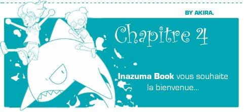 Inazuma Book - Chapitre 4