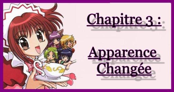 Chapitre 3 : Apparence  Changée