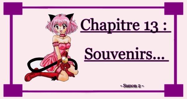 Chapitre 13 : Souvenirs ...