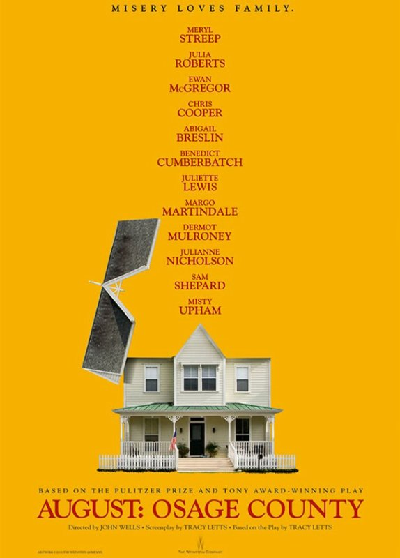 August : Osage County - Affiche et Trailers