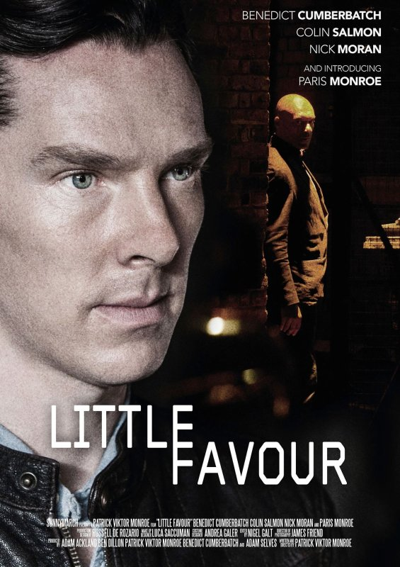 Affiche et Teaser/Trailer Little Favour