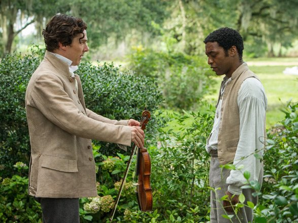 Zoom sur 12 Years a Slave : Benedict est William Ford