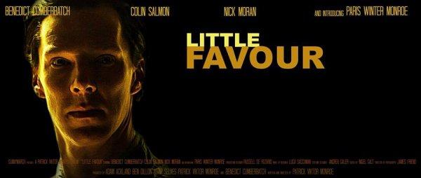 Nouveaux poster et trailer pour Little Favour