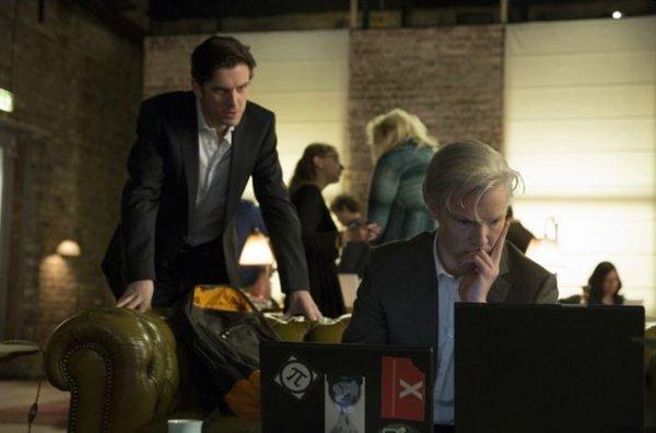 Benedict Cumberbatch : l'homme qui joue Assange
