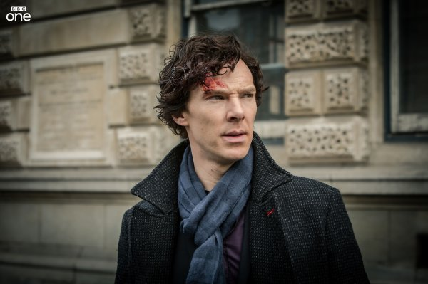 News Sherlock saison 3 : photos et trailer