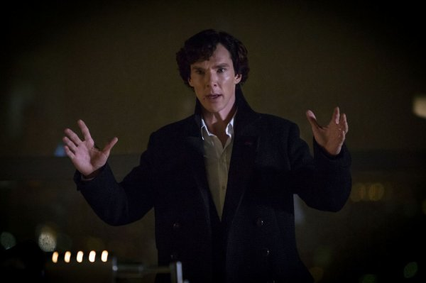 Cumberbatch : le meilleur de tous les Sherlock Holmes ?
