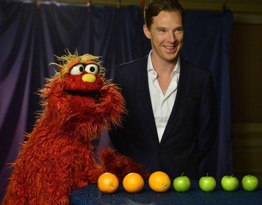 Benedict rencontre les Muppets !