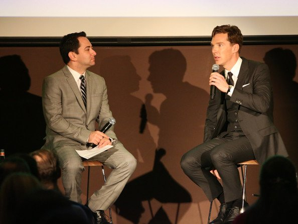 'In Conversation' avec Benedict Cumberbatch