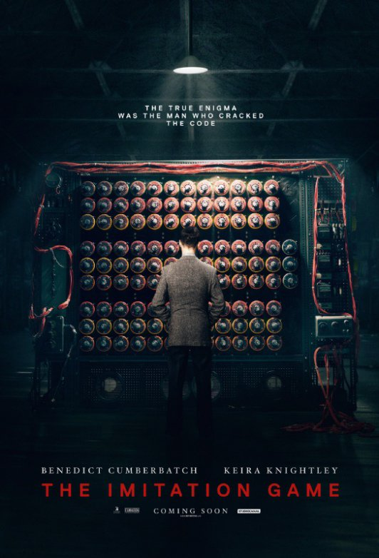 Imitation Game ou l'énigme Benedict Cumberbatch