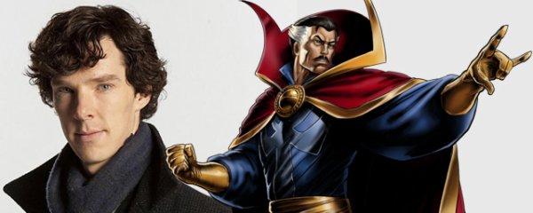 Benedict en Dr Strange : c'est officiel !