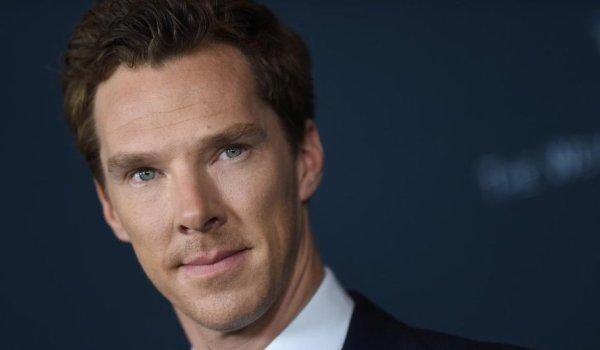 Benedict Cumberbatch, le visage de 2015