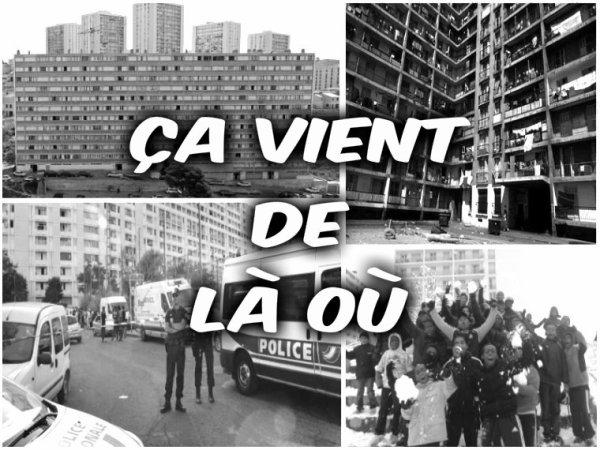 ÇA VIENT D'LA OU  feat L'AS ( MIK DELIT ) (2013)