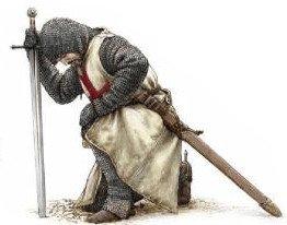 L'Ordre des Pauvres Chevaliers du Temple de Jerusalem -Les Chevaliers du Temple-