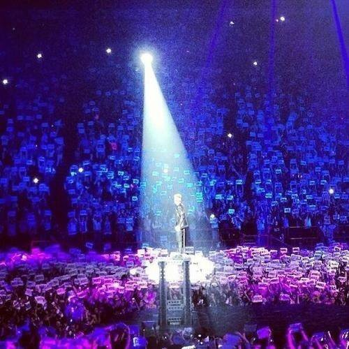 Believe Tour. ∞