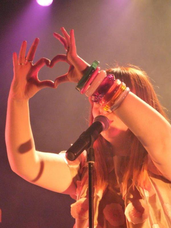 Mars 2012 Part 1 : Luce en Concert à Rombas (Le 03) + Luce en Concert à L'Aigle (Le 09)