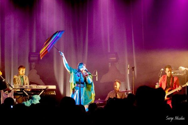 """Mars 2012 Part 2 : Luce en Concert à Cholet (Le 10) + Luce en Concert à Landerneau pour une association (Le 17) +  Luce en Concert à Morcenx (Le 24) + Luce dans """"Bienvenue chez Cauet"""" (Le 31)"""