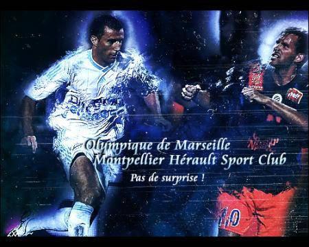 Marseille pour les 3 poins