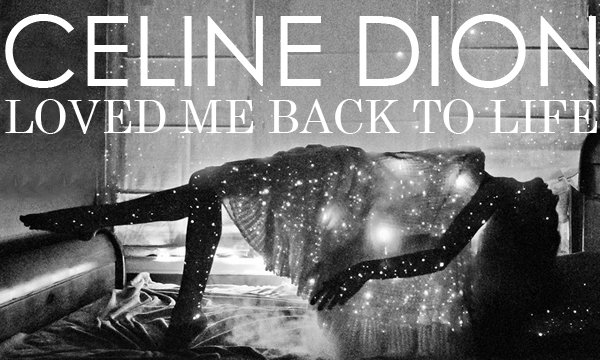 Sortie de Loved me back to life