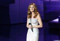 Céline Dion chante pour son père