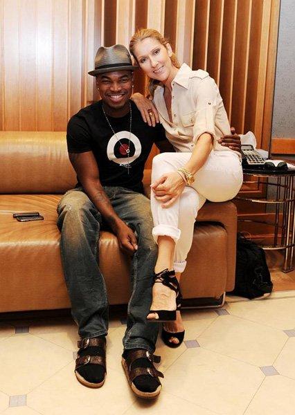 Céline Dion: son incroyable duo avec Ne-Yo