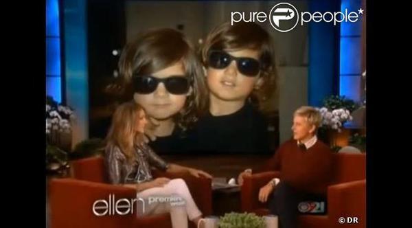 Céline Dion met ses enfants «à l'école des cheveux courts»