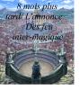 Chapitre 16 : 8 mois plus tard, l'annonce des jeux inter-magique