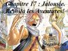 Chapitre 17 : Jalousie. Revoilà les Aventures!