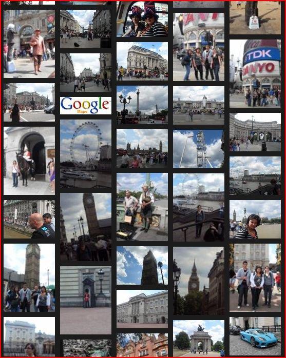 LONDRES : photos