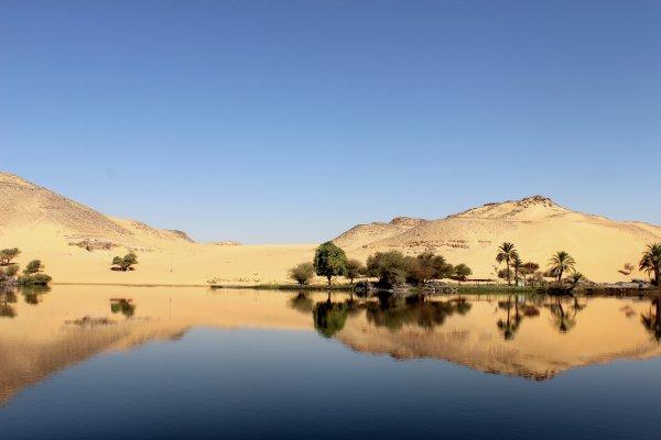 Voyage en Egypte été 2012!