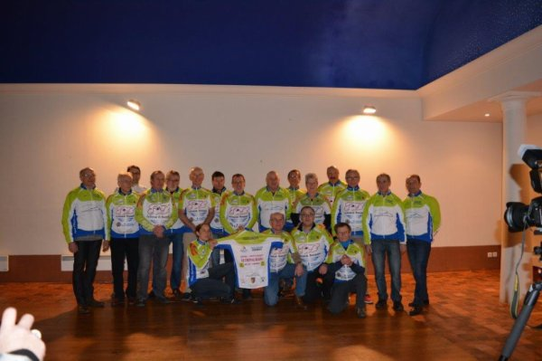 Úscop cyclotourisme , vtt , marche