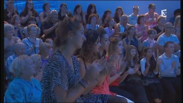 France 3 - Les chansons d'abord - 15-09-2013