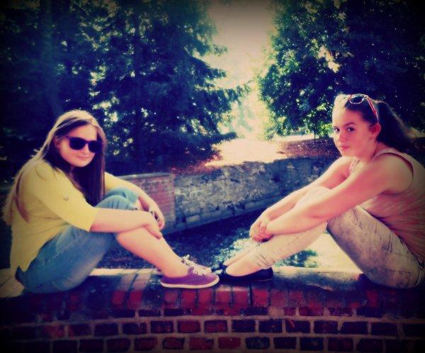 Ma cousine, Axelle pour la vie !♥♥