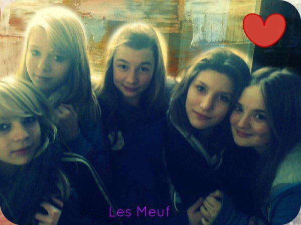 Mes amours!♥♥