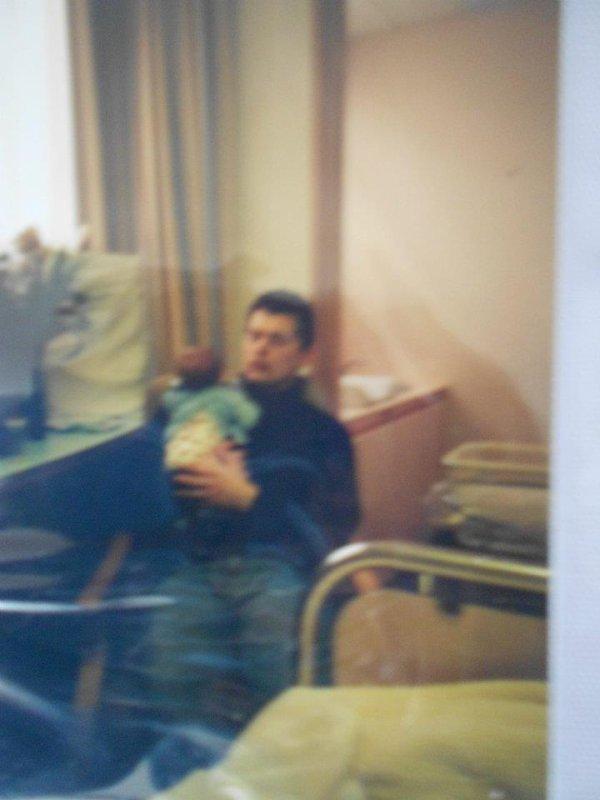Souvenirs avec mon papa étant petite♥