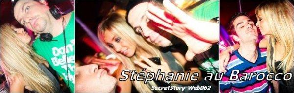 Stéphanie au Barocco le 17/01/2011 !