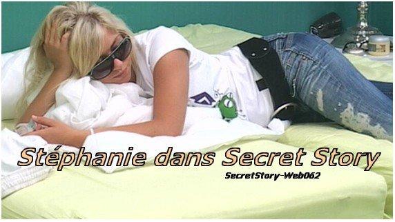 Stéphanie dans Secret Story !