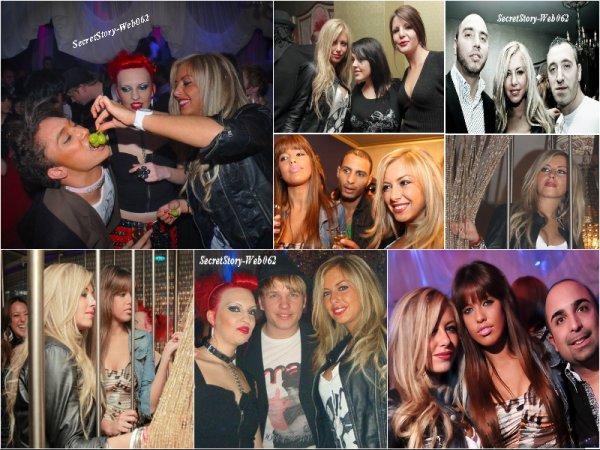 Stéphanie a L'impact le 04/03/2011 en compagnie de Bastien Charlotte Vanessa et Nathalie de SS2 pour l'anniversaire de Jerome Moda !