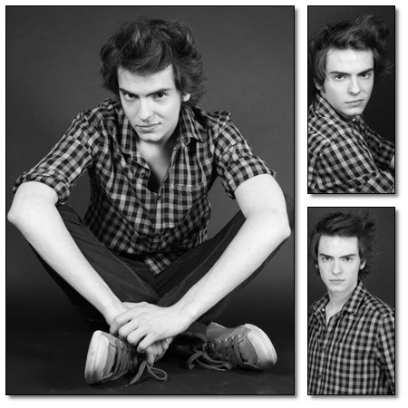 ~ PhotoShoot Thibaut Carron par Gaëtan.
