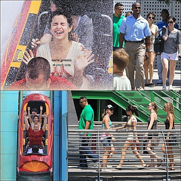 Vendredi 29 Juillet : Selena s'amusant dans le parc d'Universal Orlando avec des amie a ( Floride ) Prochaine Article Dans 2 Heures