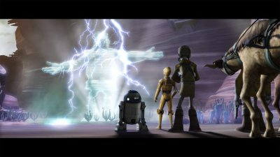 Images de StarWars The CloneWars Saison 4 Episode 6