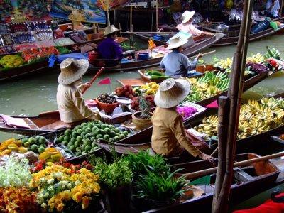 La Thaïlande ... pays de rêve
