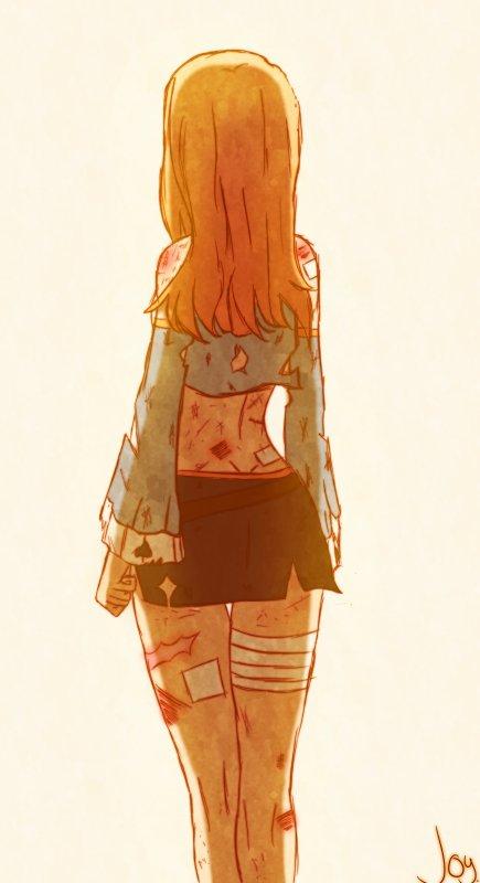 one shoot SPECIAL !! :   elle aimait la mort il aimait la vie, il est mort pour elle, elle vivait pour lui ...