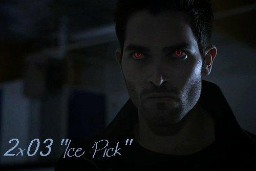 """Episode 2x03 """"Ice Pick"""""""