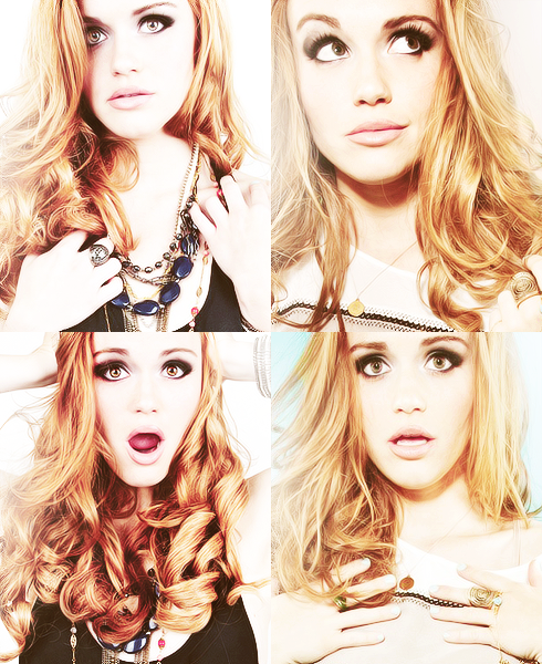 Happy Birthday Holland Roden ♥