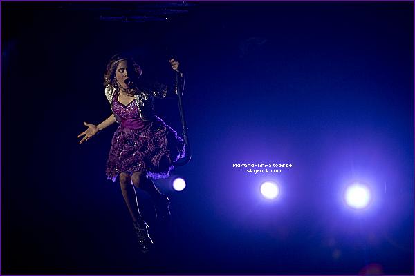 . Un nouveau show pour Violetta a été dévoilé •Rattrapage•  .
