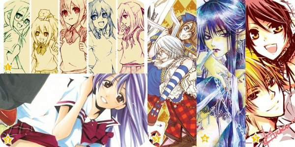 Discover My Favorite Mangas