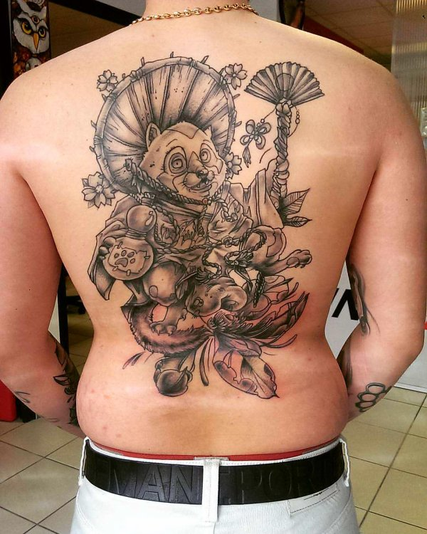 Mes derniers tattoo