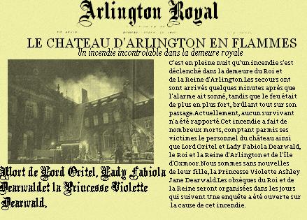 Chapitre 4 : Il faut partir pour Arlington