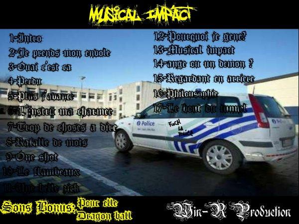 Musical Impact / mix sound PART 1 musical impact (2013)